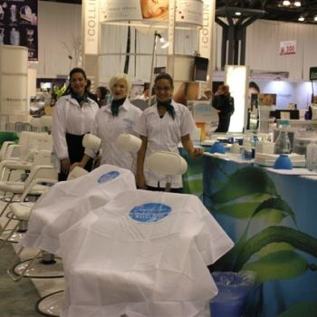 Whirlwind is an Understatement—Repêchage at the International Beauty Show!