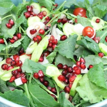 Spring into Shape – My Favorite Spring Salad Recipe!