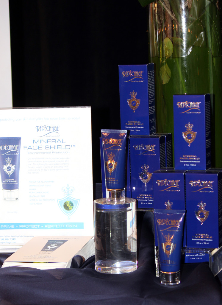 (Repêchage Mineral Face Shield™ makes its debut at the 17th Annual International Conference)