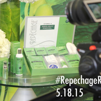 Repêchage Red-Out™ – My Inspiration for this New Treatment