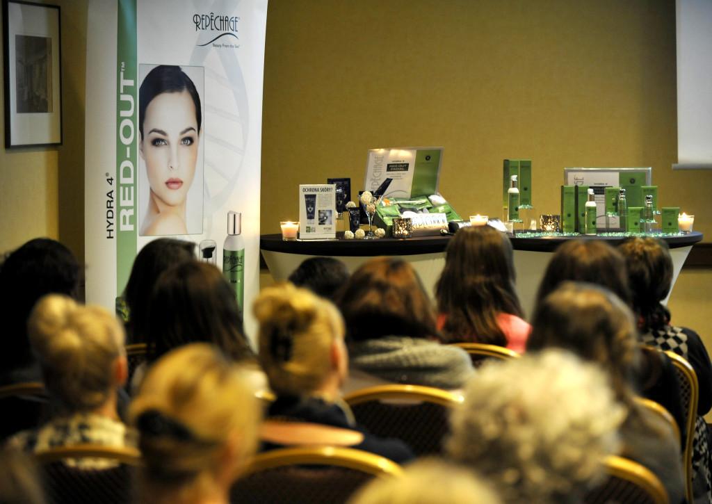 Red Out i Face Shield - prezentacja nowych produktow Repechage