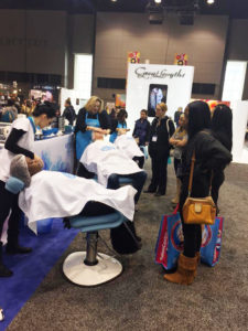 The Repêchage Facial Bar Concept demonstrated at America's Beauty Show 2016_2