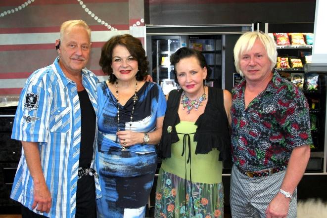 Rep chage celebrates the 42nd anniversary of three 13 for 313 salon marietta ga