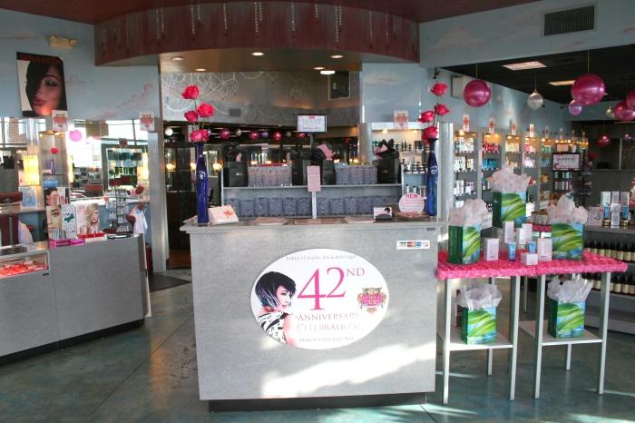 Rep chage celebrates the 42nd anniversary of three 13 for 3 13 salon marietta