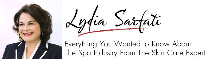 Lydia Sarfati - Skin Care Blog