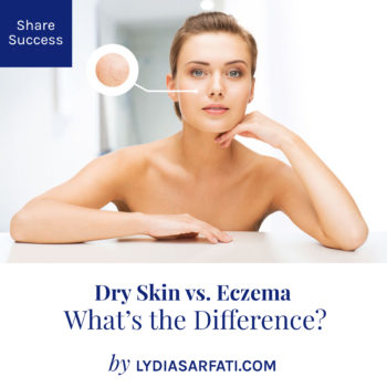 Dry Skin vs. Eczema: What's the Difference and How to Address these Skin Concerns