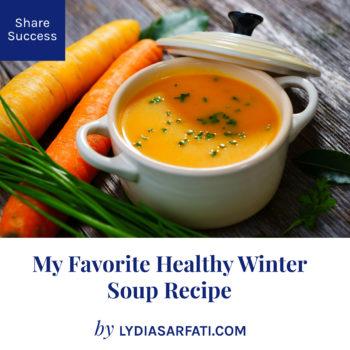 My Favorite Healthy Winter Soup Recipe