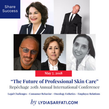 The Future of Professional Skin Care: Are You Ready?  Repêchage to Take on Important Spa Topics at the 20th Annual International Conference